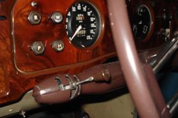 Preselector gearbox control